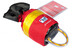 HF Weasel Throwbag 18 m/7,5 mm Red/Yellow